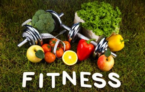 Image result for eating clean and exercising