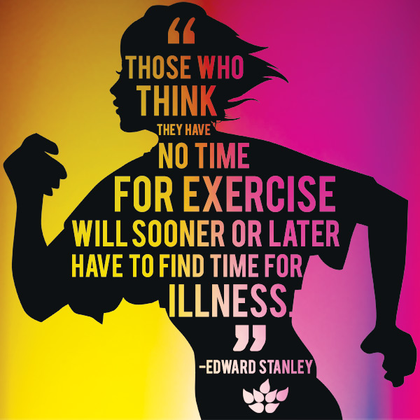 How important is fitness for your health?